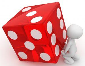 Learning Statistics: Randomness is a Strange Beast